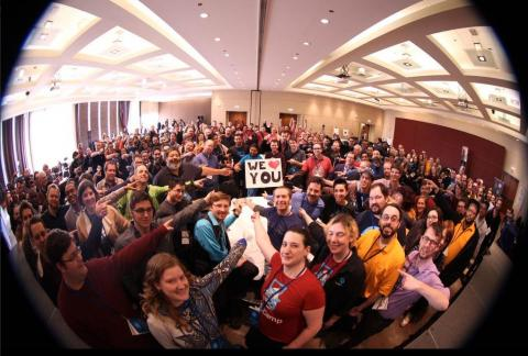 Drupal Forever: A Day in the Life at MidCamp